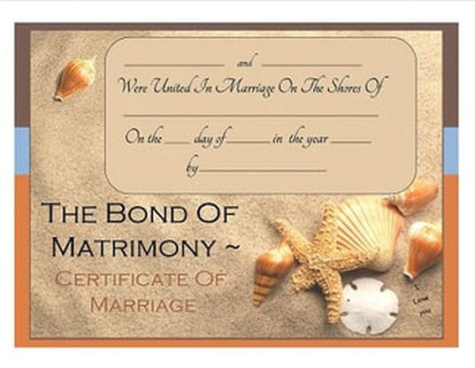 www.thisjoyous.com Free Keepsake Marriage Certificates